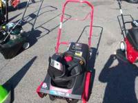 Troy Bilt Squall 2100 in great used condition. This