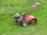 Troy-Bilt Pony Tiller ES Fall Special - Save $800 over