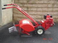 Troy Bilt Tiller/Hiller, Like New $700.00. Call