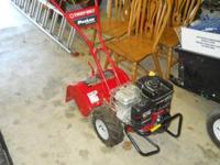 Troy Bilt Model 640 ProLine CRT tiller. 6.75 Hp Briggs