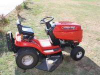 I have an 18 hp Troy Bilt riding mower hydrostat