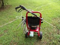 NEW TROY BILT 2800 PSI, 8 AND 1/2 HORSEPOWER, BRIGGS &