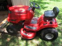 I JUST INHERITED ANOTHER MOWER. DON'T NEED OR WANT TWO.