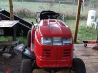 TROYBUILT RIDING MOWER BRONCO MODEL 19 HP KOHLER