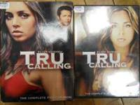 TRU CALLING 1ST AND 2ND SEASON BOTH FOR 20.00 PLEASE