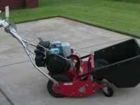 "20"" Tru Cut Reel Lawnmower for sale. Excellent"