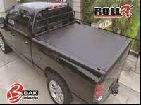 The Roll-X model 36101 - Hard rolling aluminum tonneau