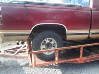 I have a truck bed for a 1990 Chevy short bed for sale,