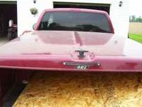 For Sale Truck Bed Lid Cover for Chevy S10 Short wheel
