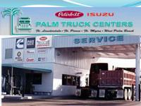 The company Truck present Peterbilt Truck navy Areas &