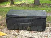 truck box good shape 35.00 obf call dennis @  Location: