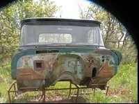 1960-66 chevy truck cab for sale , has seat, gas tank,