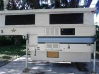 Now $2,900 0BO!!  1994 truck camper in great condition.
