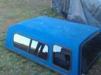 Canopy off a Dodge Dakota truck. $75.00  Location: