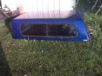 For Sale 6.5 foot truck cap came off a dodge pick up,