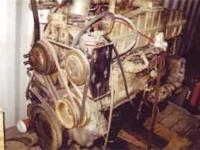Truck Engine + Transmisson (will separate) Truck Engine