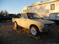 For sale Datsun pickup truck 1973 Runs slave cylinder