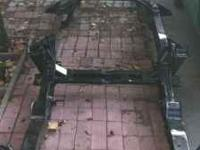 For sale is the frame from a 1970 Chevy K-5 Blazer. The