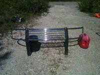 Ford Truck Grill asking 150 OBO call  Location: Ozawkie