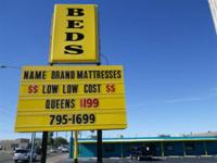QUALITY BED MATTRESS ELECTRICAL OUTLET. 4041 E. Grant