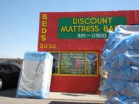 Discout Mattress Barn is having a Truck load Sale on