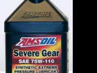 AMSOIL gear lube technology has been even more