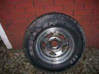 hello i have a set of chevy truck rims they are 5 lug