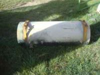 49 Gallon Truck saddle fuel tank with mounting brackets