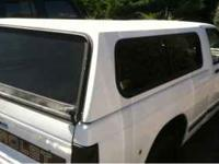 Truck shell for sale. Fits s10 Nissan hard body. Really