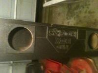 Truck speaker box, Pro Box Rocks, used but in good