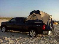 I have this awesome Sportz III truck tent...only used