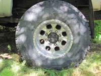 I have 2 35' kumho road adventures for sale they are