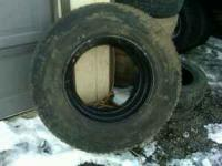 I HAVE 6 TRUCK TIRES SIZE 10R/22.5 4 OF THEM ARE RECAPS