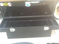Saddle Tool Box Manufactured by United Welding Service