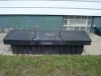 I am selling a Truck toolbox or storage box. for only
