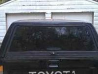 I have a Century truck topper for sale. The color is