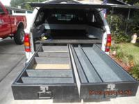 Truck Vault suitable for Contractors, Construction