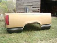 Truck bed for a Chevy/GMC pickup, fits years 88-98