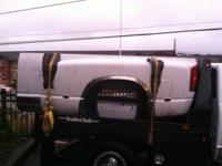 I have a 06 ram 3500 dually bed that I took off my