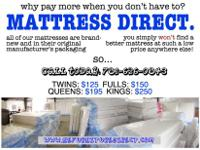 TRUCKLOAD BED MATTRESS SALE: Brand name New, Brand Name