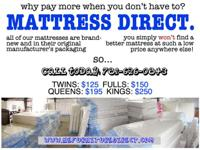 Truckload MATTRESS SALE. 30-60 % Off Pillowtops, Memory