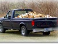Firewood For Sale!!! $95 a Truckload!!! Solid Pecan &