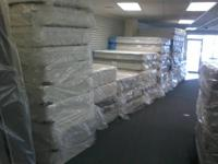 BRAND NAME NEW MATTRESS SETS, EVERYTHING IN STOCK BY