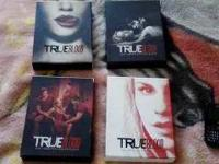 Seasons 1,2,4,&5 100 for all. Brand new with out
