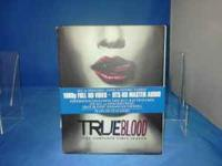 I have for sale a copy of True Blood season 1 on blu