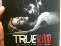 I have the complete 2nd season of true blood on DVD. I