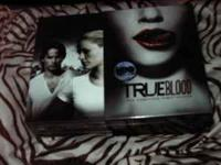 I have Season 1,2 and 3 of True Blood. They have only