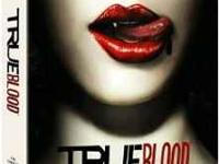 True Blood Season 1, Season 2, and Season 3. Each has