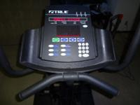 Very nice gently used commercial grade elliptical