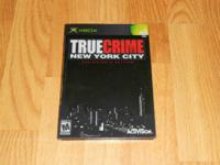 NEW YORK CITY COLLECTORS EDITION GAME DISC FOR THE XBOX
